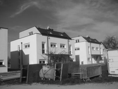"""Doppelhausanlage """"G"""" Ansfelden"""