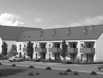 Wohnhausanlage und betreubares Wohnen Markersdorf VII