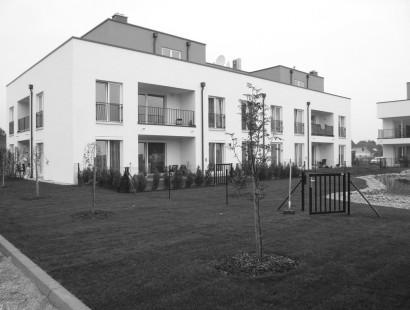 Wohnhausanlage Markersdorf V